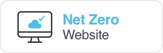 Carbon neutral website logo from tree nation